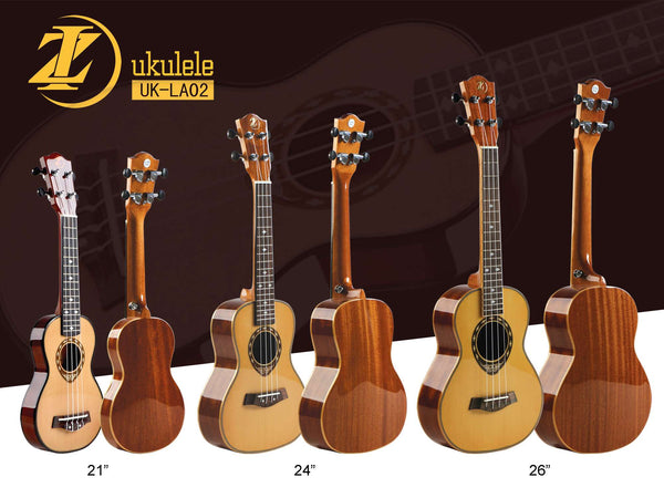 ZL UK-LA02 Ukulele