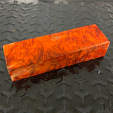 Stabilized Maple Burl