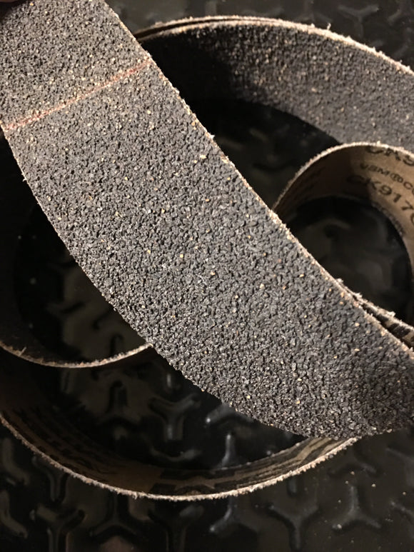 800 Grit Cork Belts -  2 x 72