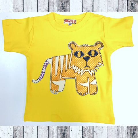 Golden Tiger Tee