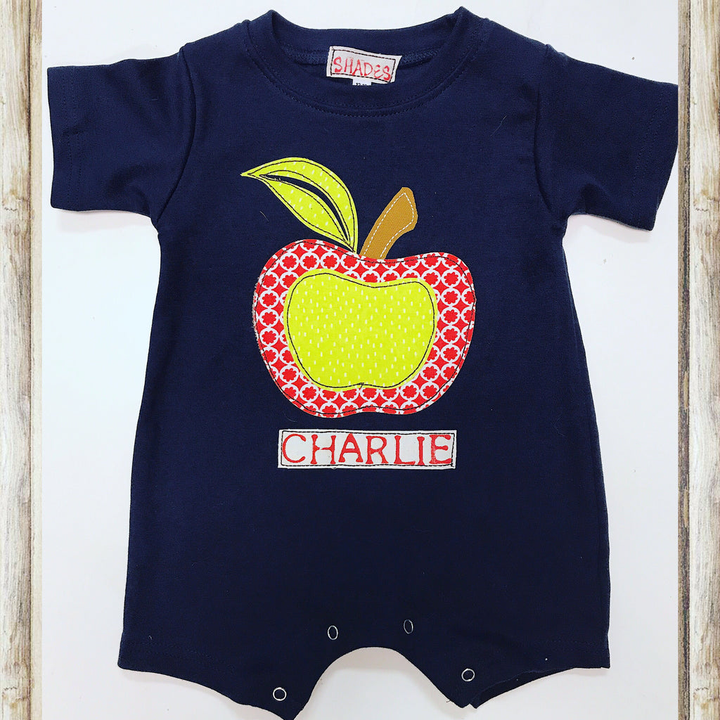 Apple Romper