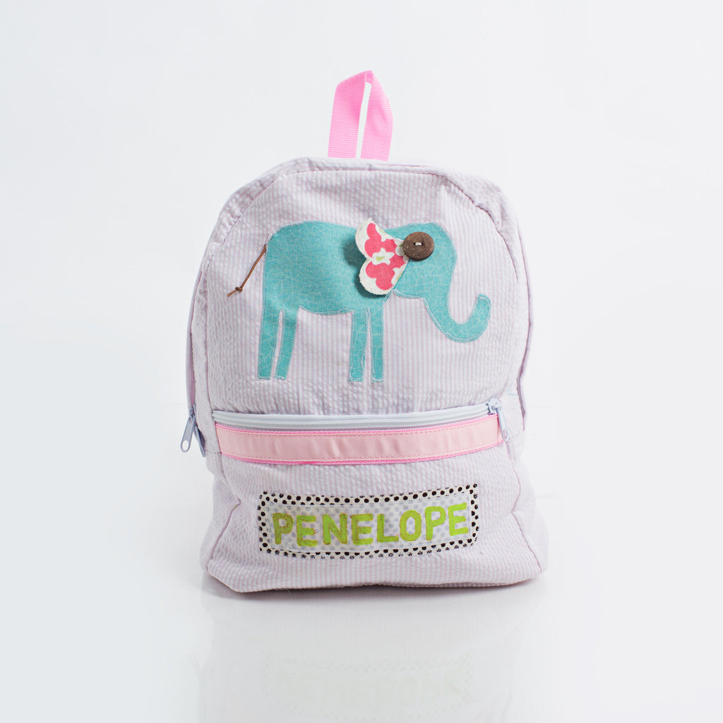 Elephant Luggage Collection - Pink
