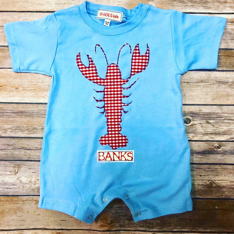 Crawfish Romper