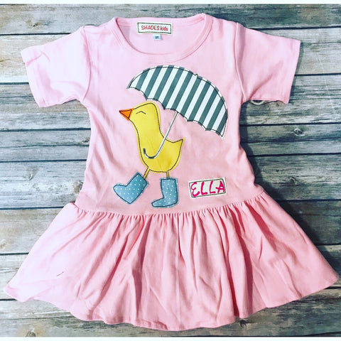 Rainy Chick Dress ( Pre-Order)