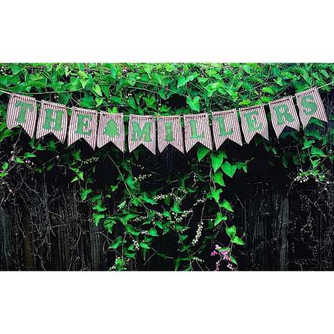 Reversible Personalized Banner (2 in 1)