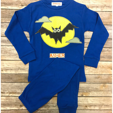 ***NEW*** Spooky Bat Pajama Set