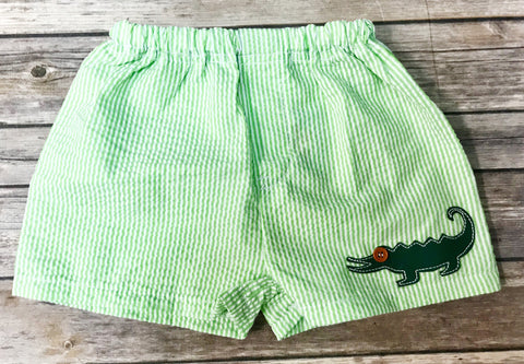 Alligator Shorts