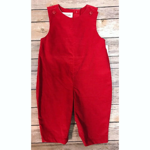 Red Longall