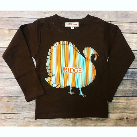 Brown Turkey Tee