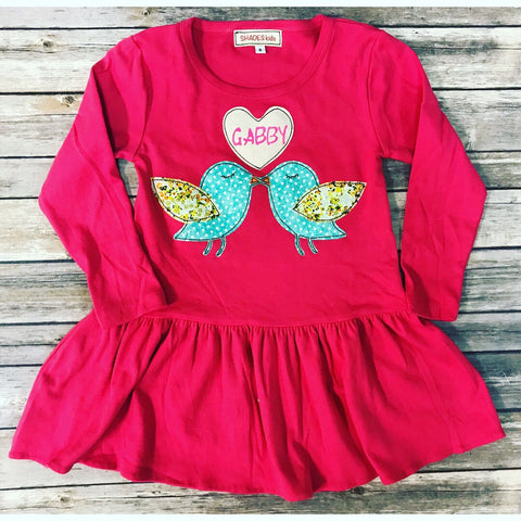 Love Bird Dress ( Pre-Order)