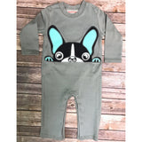 Frenchie Romper