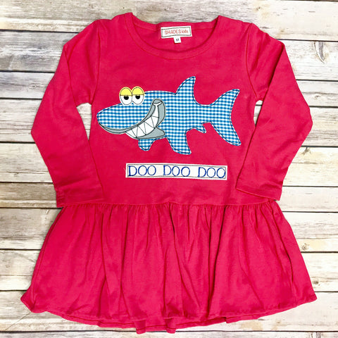 ***NEW***Baby Shark Dress