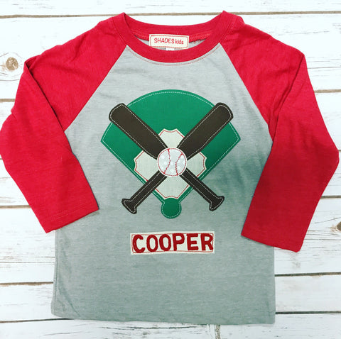 ***NEW*** Baseball Field Tee