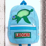 Boy's Sea Turtle Luggage Collection