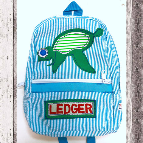 **NEW** Boy's Sea Turtle Luggage Collection