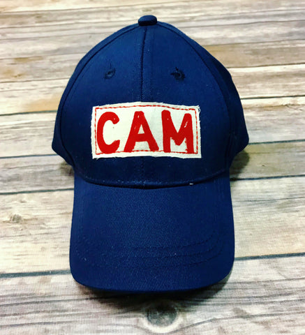 Personalized Youth Ball Cap