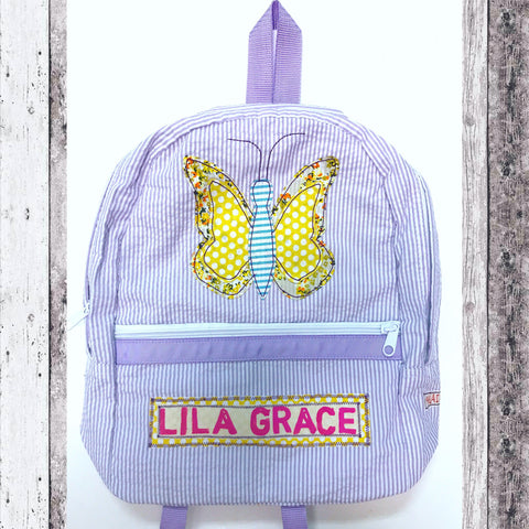 **NEW** Butterfly Luggage Collection