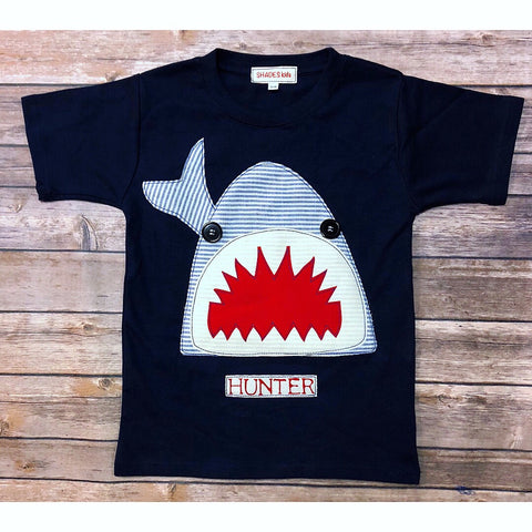 **LIMITED** Shark Attack Tee