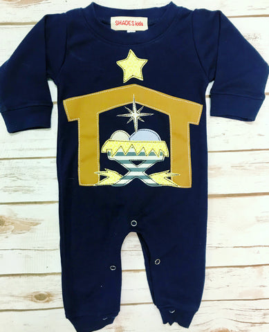 **LIMITED** Nativity Romper