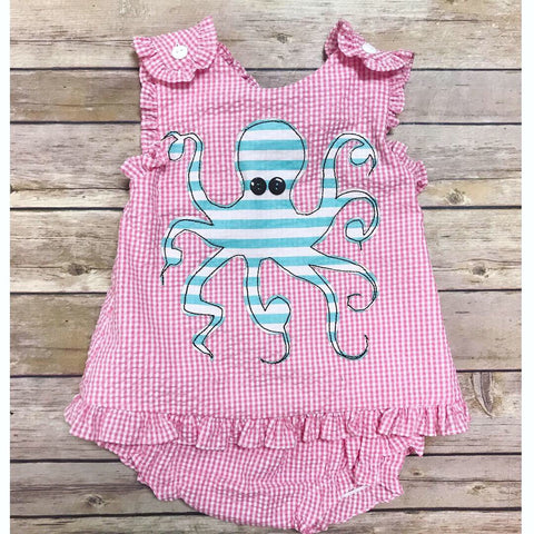 Octopus Chris Cross Dress