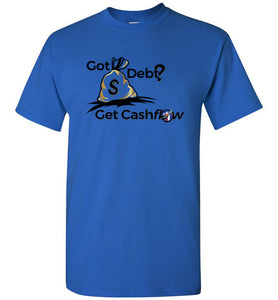 #GotDebt? | Gildan Short-Sleeve T-Shirt
