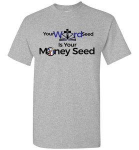 #WordSeed | Gildan Short-Sleeve T-Shirt