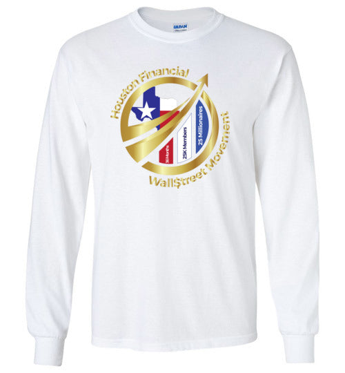 #HFWM Colors |  Gildan Long Sleeve T-Shirt