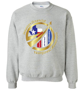 #HFWM Colors |  Gildan Crewneck Sweatshirt