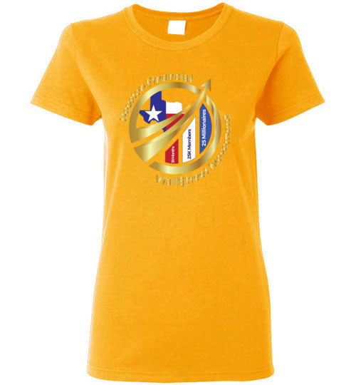 #HFWM Colors |  Gildan Ladies Short-Sleeve