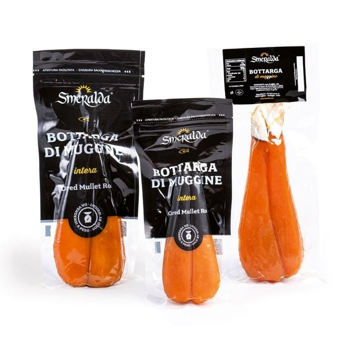 3 Packets of Bottarga di Muggine Smeralda