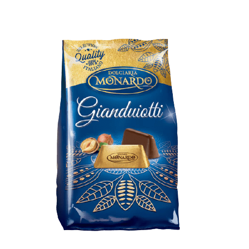 Gianduiotti - Monardo chocolates