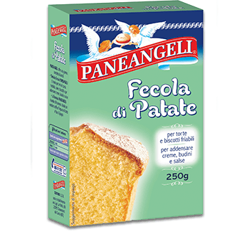 one box of potato starch fecola di patate paneangeli