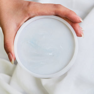 Round Cotton Candy Tray