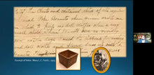 "Load image into Gallery viewer, TEA TALKS: ""A Box Worth Keeping"": The Story of the Robinson Tea Chest"