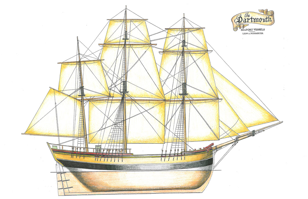 TEA TALK #5: Ships of the Boston Tea Party NOVEMBER 2020