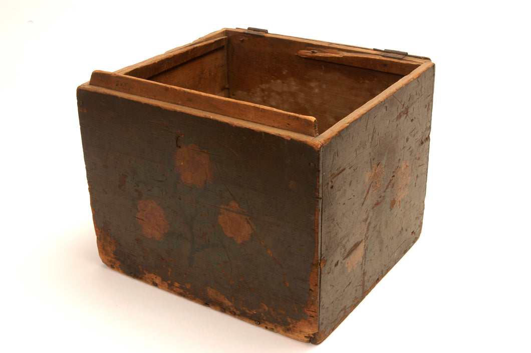 TEA TALK #4: A Box Worth Keeping The Story of the Robinson Tea Chest OCTOBER 2020