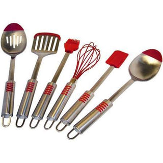 Le Chef 6 Piece S Tip Kitchen Utensil Set