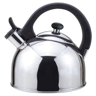Magefesa Nubia 2.1 Qt. Stainless Steel Tea Kettle