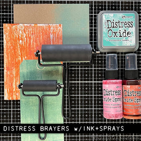 Tim Holtz Distress Brayer - Medium 3 5/16 inch