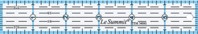 "Le Summit Quilting Ruler - 6"" x 1"""