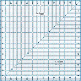 "Le Summit Quilting Ruler - 15"" x 15"""