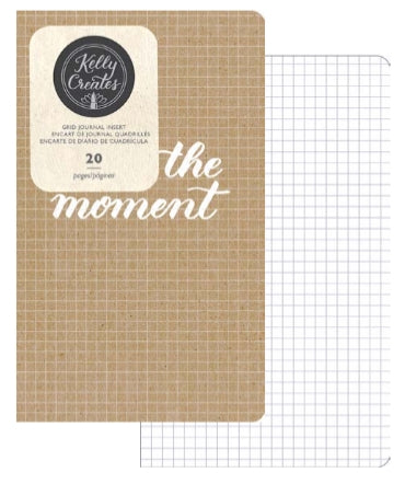 Kelly Creates - Grid Journal Insert