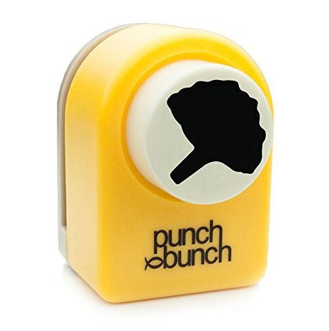 Punch Bunch Medium Ginko Leaf Punch