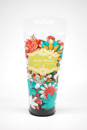 Prima Essentials - Tropics Flowers