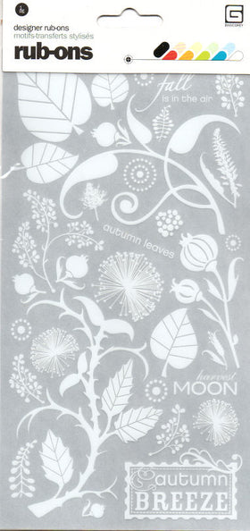 BasicGrey Indian Summer - Harvest Moon Rub On (White)
