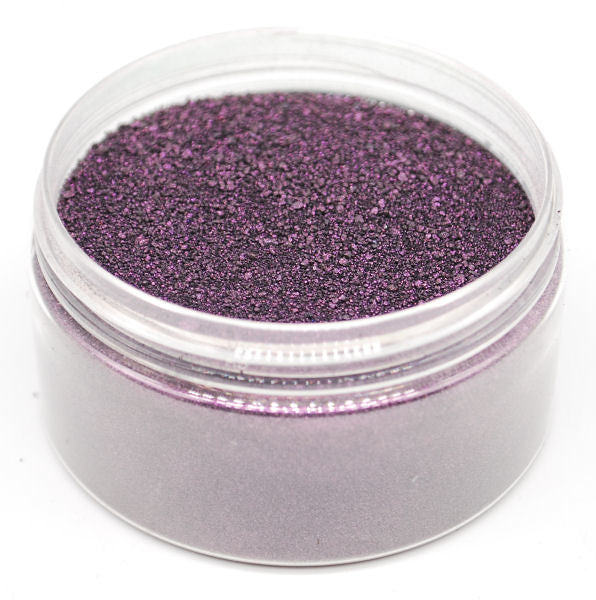 Cosmic Shimmer Ultra Thick Embossing Crystals - Lilac Black