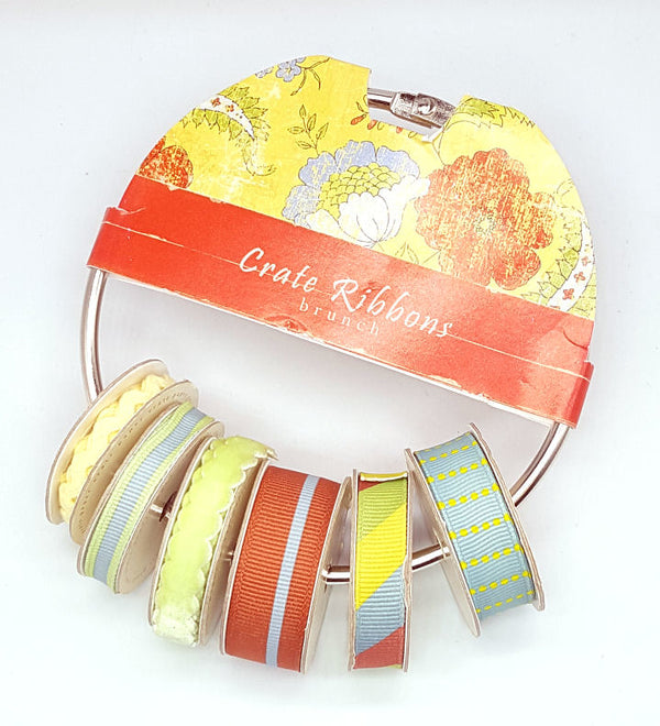 Crate Paper Ring of Ribbon - Brunch Collection