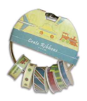 Crate Paper Ring of Ribbon - Zoom Collection