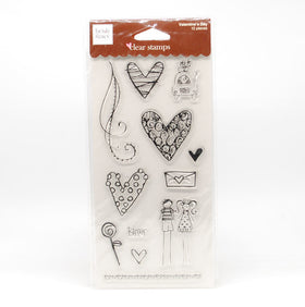 Valentine's Day Clear Stamps 4