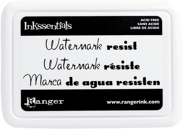 Ranger Watermark Resist Ink Pad